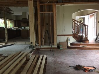 How To Install An Engineered Hardwood Floor With Tip Trick